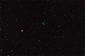 M76 nebula