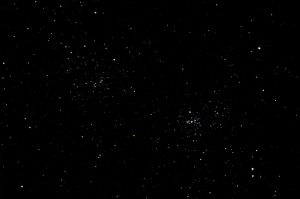 Dobule Cluster (NGC869 & NGC884)