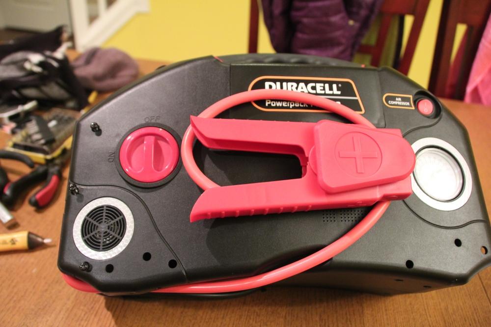 Duracell PowerPack Screws (3)